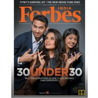 Forbes India, english, 1 year-printdigital