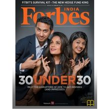 Forbes India, english, 1 year