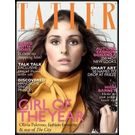 Tatler, 1 year, english