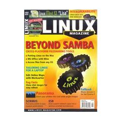 LINUX MAGAZINE, 1 year, english