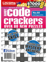 Handy Code Crackers, 1 year, english