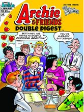 ARCHIE PAL DOUBLE DIGEST(ARCHIE & FRIENDS DOUBLE DIGEST (English, 1 Year)