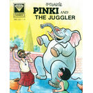 Pinki And the Juggler, english