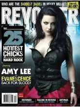 REVOLVER MAGAZINE, 1 year, english