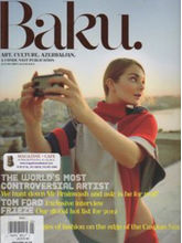 Baku, single issue, english