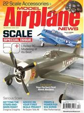 Model Airplane News, 1 year, english