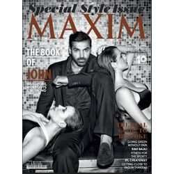 Maxim India, 1 year, english