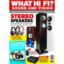 What Hi-Fi Sound And Vision, english, 3 years