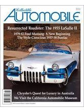 COLLECTIBLE AUTOMOBILE-US, 1 year, english