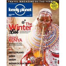 Lonely Planet, 1 year, english