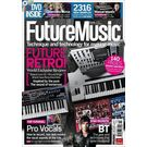 Future Music, 1 year, english