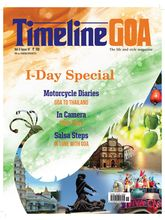 Timeline Goa (English, 1 Year)