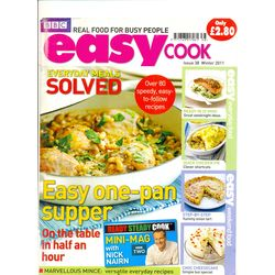 BBC EASY COOK, english, 1 year