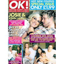 OK! Magazine, 1 year, english