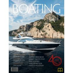 Asia-Pacific Boating, 1 year, english