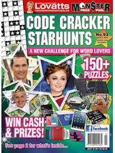 Code Cracker Starhunts, 1 year, english