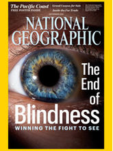 National Geographic Traveler Magazine, 1 year, english