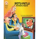 Motu-Patlu And Dreadful Predator, english
