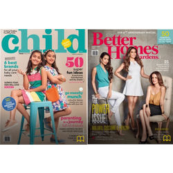Child & Better Homes And Gardens (English), 1 year, english