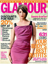 Glamour (Uk) (English, 1 Year)