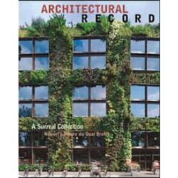 Architectural Record, 1 year, english
