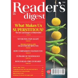 Reader s Digest, 1 year, english
