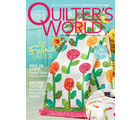 Quilter's World, 1 year, english