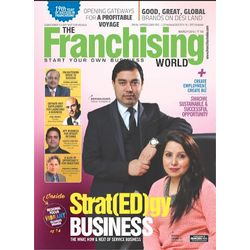 The Franchising World, english, 1 year