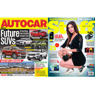 Autocar+ Stuff Combo Offer, english, 1 year