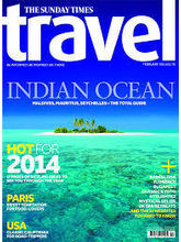 SUNDAY TIMES TRAVEL, 1 year, english