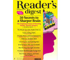 Reader's Digest - Large Print Edition, 1 year, english