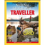 National Geographic Traveller India, 1 year, english