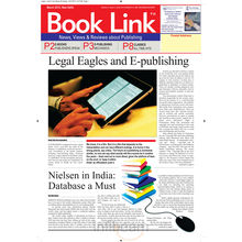 Book Link - News, Views & Reviews about Publishing, 1 year, english
