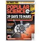 Popular Science, 1 year, english