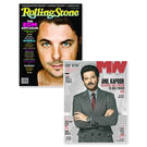 RollingStone India+ Mans World, 2 year, english