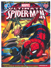 Marvel Ultimate Spider-Man, 1 year, english