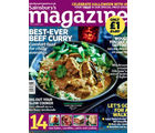 Sainsbury's Magazine, 1 year, english