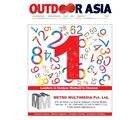 Outdoor Asia (English, 1 Year)