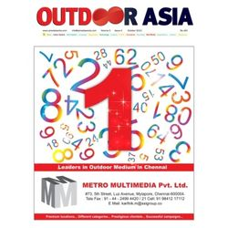 Outdoor Asia, 1 year, english