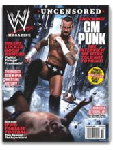 WWE MAGAZINE (English, 1 Year)