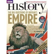 BBC HISTORY, 1 year, english