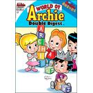 SINGLE: ARCHIE DIGEST(world of archie double digest), 1 year, english