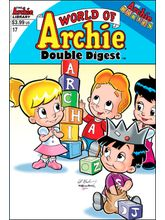 SINGLE: ARCHIE DIGEST(world of archie double digest) (English, 1 Year)