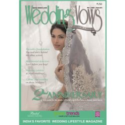 Wedding Vows (2nd Anniversary March 2013 Issue), english