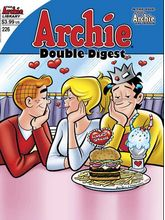 ARCHIE DOUBLE DIGEST (English, 1 Year)