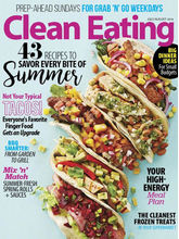 Clean Eating, single issue, english
