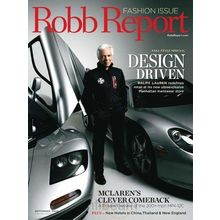 Robb Report, 1 year, english