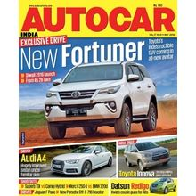 Autocar India, (English 1 Year), english, 3gift offer