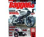 Hot Bike Baggers (English, 1 Year)