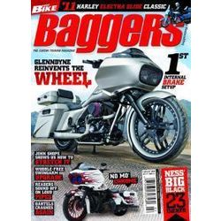 Hot Bike Baggers, 1 year, english